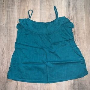 Old Navy Green Tank